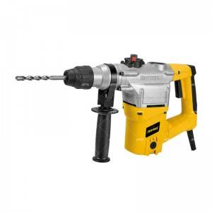 JHPRO JH-25A 850W SDS  Heavy Duty Rotary Hammer Drill With 3 Functions Reverse and Variable Speed
