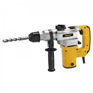 JHPRO JH-26B Rotary Hammer Drill SDS plus 26mm hammer drill high quality power tools