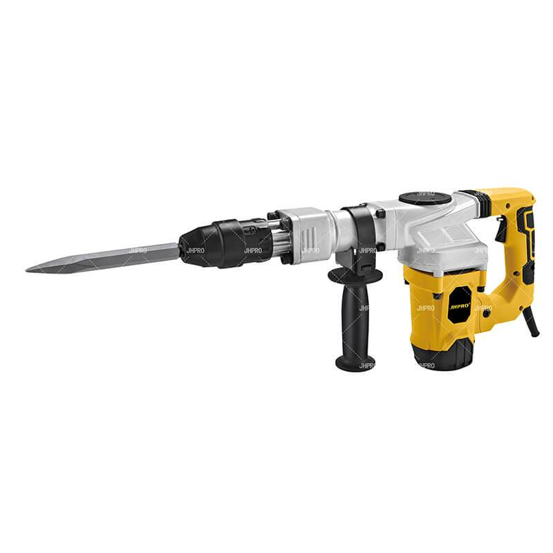 JHPRO JH-4350AK NEW MODEL small demolition hammer 1300W with SDS MAX Featured Image