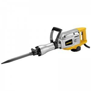 JHPRO JH-80 electric breaker with high quality 1700W power tools