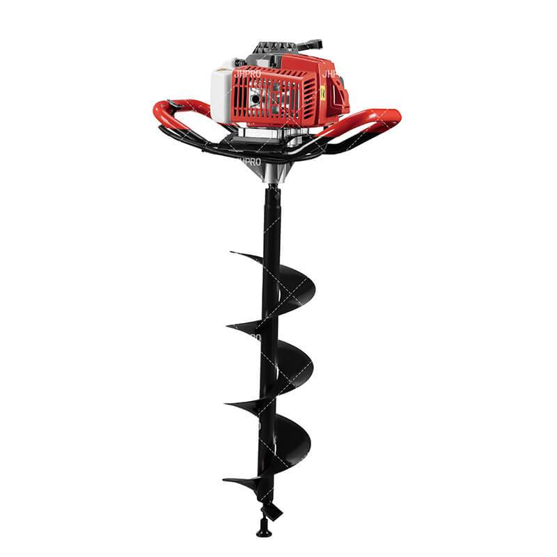 JHPRO JH-IE48-F agricultural digging machine tree planting earth auger gasoline earth drill Featured Image