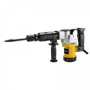 2020 New Style Demo Breaker - JHPRO JH-0810 Electric Demolition Hammer Concrete Breaker 1050W Jack Hammer – Jiahao