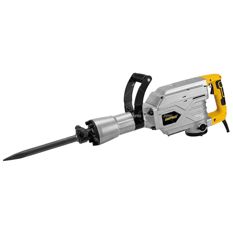 JHPRO JH-150 with 2 Chisel Bits Electric Demolition Jack Hammer Tool