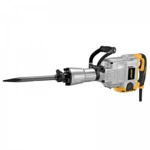 JHPRO JH-180 Electric Demolition Hammer Heavy Duty Concrete Breaker 1900RPM Jack Hammer
