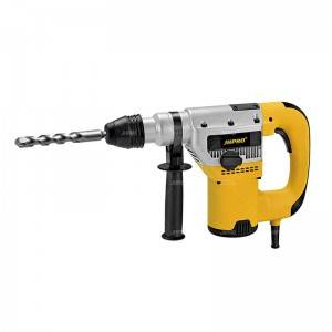 JHPRO JH-38B high quality Heavy Duty 38mm 1350w Rotary Hammer Electric Hammer Drill