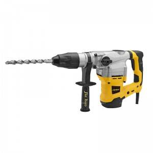 JHPRO JH-40 high quality Heavy Duty 40mm 1500w Rotary Hammer Electric Hammer Drill