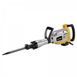 JHPRO JH-80B POWER TOOL DEMOLITION HAMMER 1700W HIGH QUALITY BREAKER
