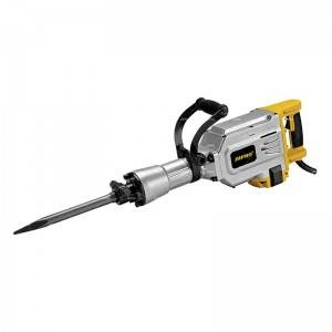 JHPRO JH-85 concrete power tools demolition breaker hammer 1700w electric jack hammer
