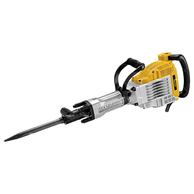 JHPRO JH-95 Electric Demolition Jack Hammer Construction Concrete Breaker Featured Image