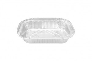Factory directly supply Foil Catering Trays - Rectangular container RE480 – Jiahua