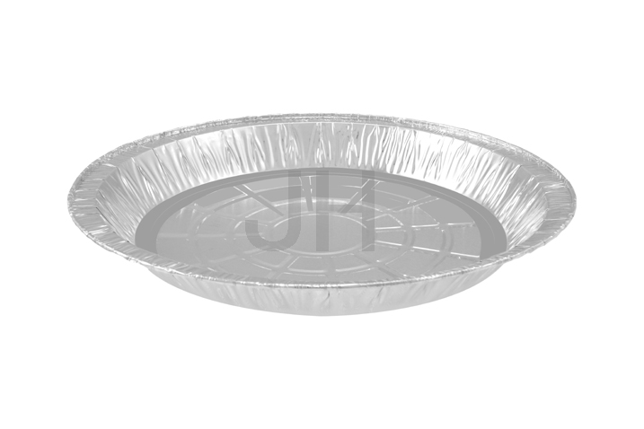 Factory making Aluminium Food Container - Round container RO430 – Jiahua