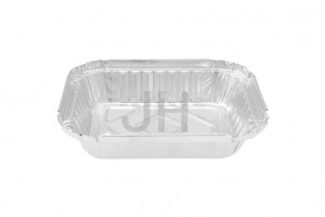 18 Years Factory Aluminum Party Trays - Rectangular container RE300 – Jiahua