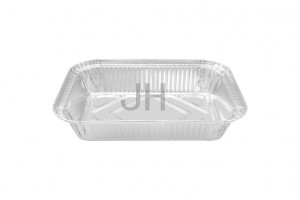 New Delivery for Pre Cut Foil Sheets - Rectangular container RE671 – Jiahua