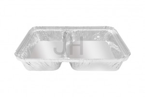 Factory directly Disposable Foil Tray - Compartment conatiner CP350-480 – Jiahua