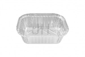 China New Product 3 Compartment Aluminum Trays - Rectangular container RE613 – Jiahua