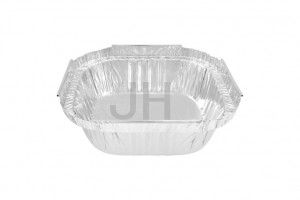 2018 High quality Disposable Containers For Hot Food - Square Foil Container SQ340 – Jiahua