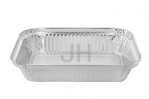 OEM Manufacturer Aluminum Lunch Containers - Rectangular container RE440 – Jiahua