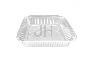 Hot sale Factory Aluminium Storage Containers - Square Foil Container SQ2020 – Jiahua