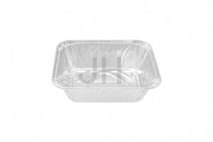 Short Lead Time for Small Foil Containers - Rectangular container RE280R – Jiahua