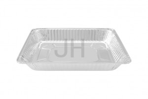 New Arrival China 2lb Loaf Pan Foil Container - Rectangular container RE1150R – Jiahua