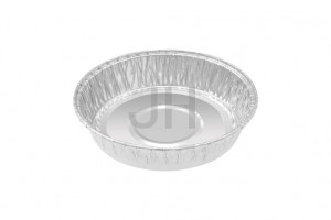 Well-designed 8×8 Aluminum Foil Pans - Round container RO134 – Jiahua