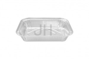New Arrival China Foil Cooking Pans - Rectangular container RE571 – Jiahua