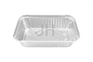professional factory for Disposable Aluminum Pans Bulk - Rectangular container RE893 – Jiahua