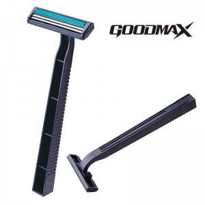 Customized Sweden Stainless Steel Classical Twin Blade Disposable Razor SL-3002L