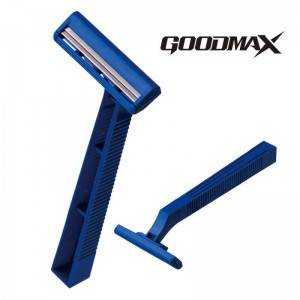 Disposable twin blade man razor SL-3003