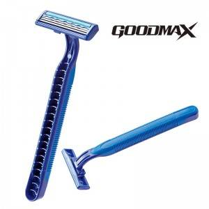 Widely Use Disposable Man's Triple Blade Shaving Razor SL-3006TL