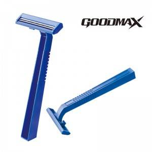 Shaving Blue Safety Skin Disposable Twin Blade Razor For MenSL-3009