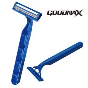 Goodmax removable Twin Blade Men Disposable Safety Razor SL-3028