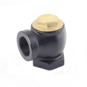 China Factory for Pengertian Oil Water Separator - Oil Tanker Swing Check Valve – Jiasheng