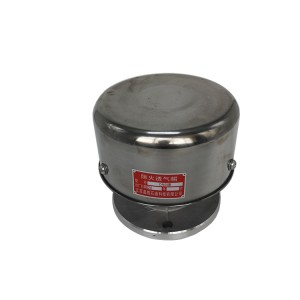 Manufacturer for Wow Pressure Relief Valve - Fire resistance ventilation cap – Jiasheng
