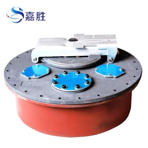 Personlized Products Tank Wagon Truck - 24holes/12holes Manhole Cover – Jiasheng