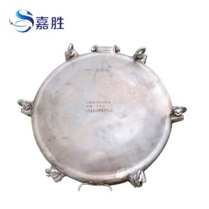 Stainless Steel Manhole Dome Lid