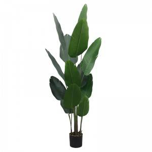 Hot selling artificial banana plant artificial traveller banana
