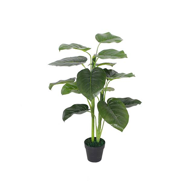 Artificial scindapsus aureus tree artificial bonsai plant Featured Image