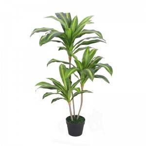 artificial dracaena plants new design hot selling