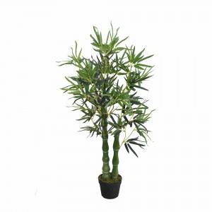 Artificial bamboo tree artificial bonsai plant