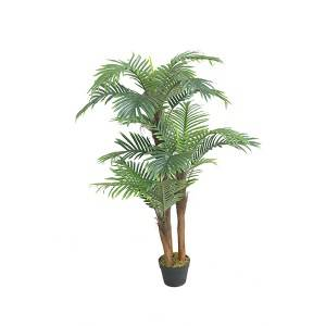 Artificial palm tree artificial bonsai plant