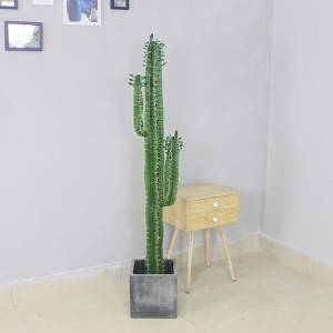 artificial cactus plants new design hot selling