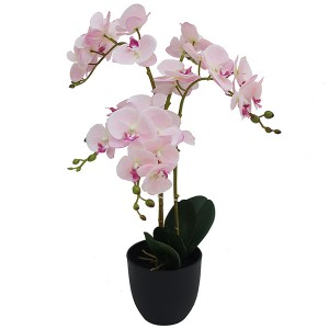artificial orchid plants bonsai 60cm