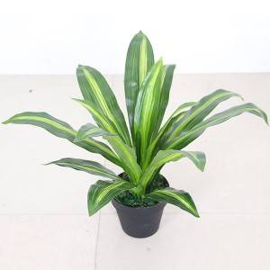 Market popular decorative artificial silk plants and trees