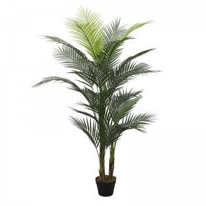 Artificial palm tree artificial bonsai plant outdoor