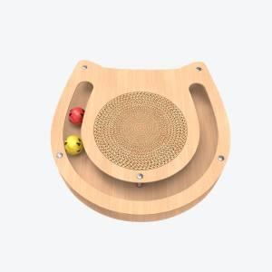 Cheap price Automated Cat Toys - MDF cat toy – Jie Feng