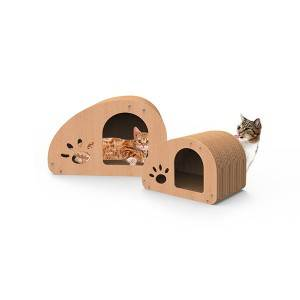 PriceList for Big Cat Tree House - MDF cat house SC-246 – Jie Feng