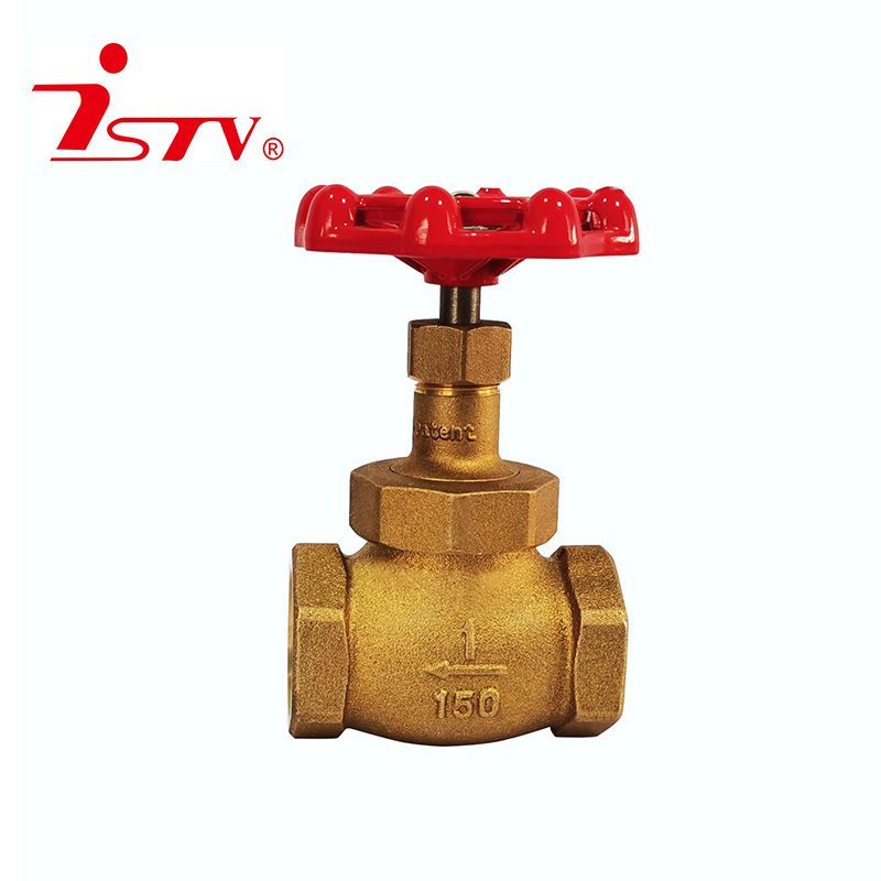 Brass globe valve Featured Image