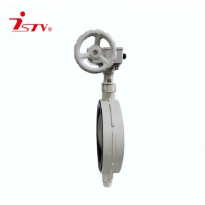 Anti-Dew Butterfly valve