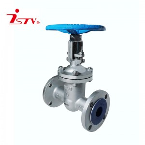 Hot sale China High Pressure Solid Wedge Gate Valve